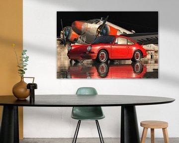 Der Porsche 911 - der ikonischste Sportwagen von Jan Keteleer