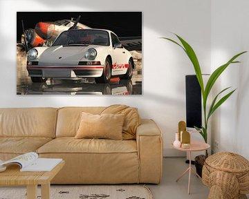 Das Design eines Porsche 911 ist Kunst von Jan Keteleer