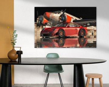 Porsche 911GT 3 RS De ultieme rijervaring