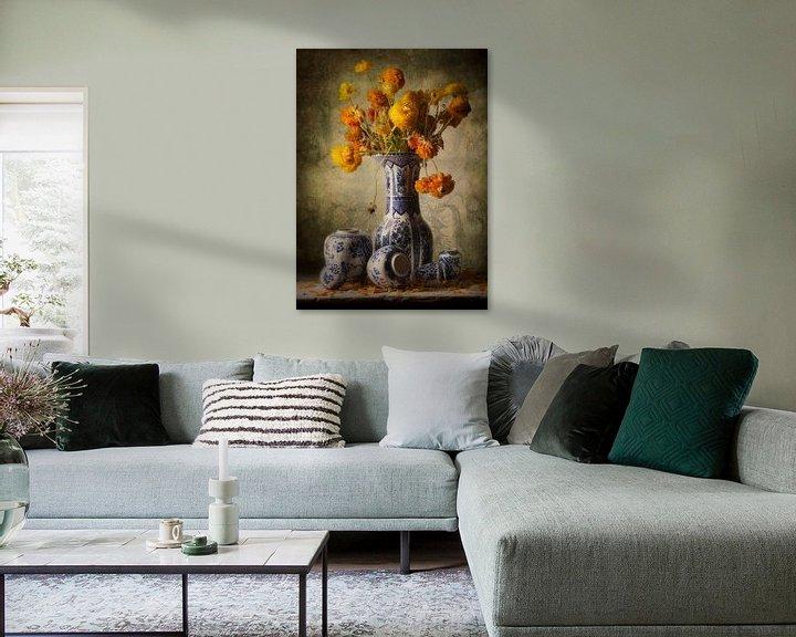 Sfeerimpressie: Stilleven 87 van jejaka art