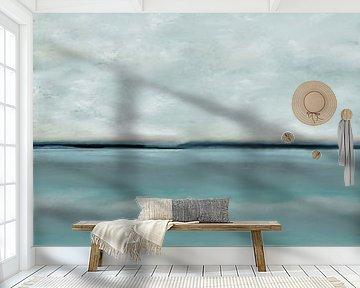 Op volle zee van Roberto Moro