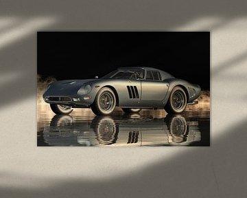 Ferrari 250 GTO Der begehrteste Sportwagen aller Zeiten von Jan Keteleer