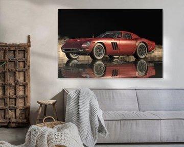 Ferrari 250 GTO von 1964 der wertvollste Sportwagen von Jan Keteleer