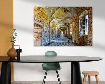 Verlassenes Kloster von Ecarna
