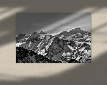 Der Großvenediger im Nationalpark Hohe Tauern von Christian Peters