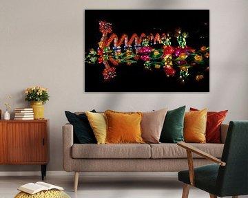 Dragon light van Jan Pott