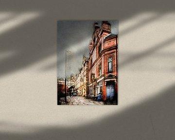 England Manchester Stadtlandschaft #Manchester