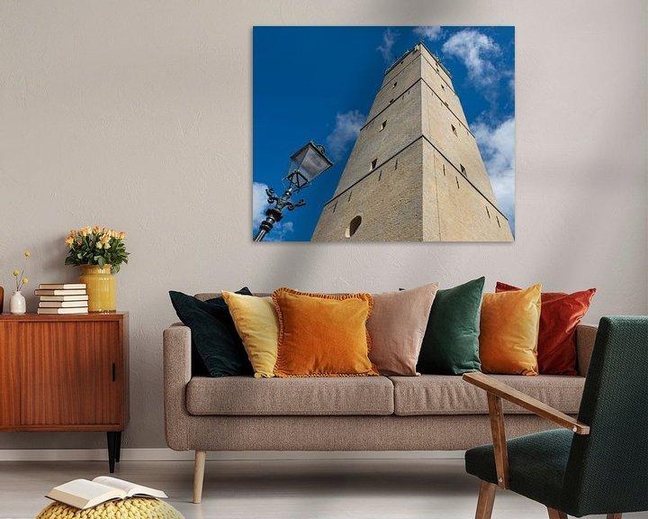Beispiel: Brandaris-Leuchtturm von Raoul Baart