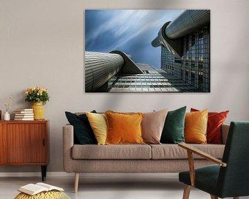 HVB Tower von Hannes Cmarits
