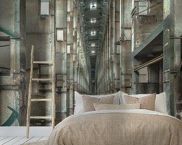 Alte Fabrikhalle von Olivier Photography
