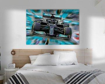 Simply The Best - World Champion Sir Lewis Hamilton