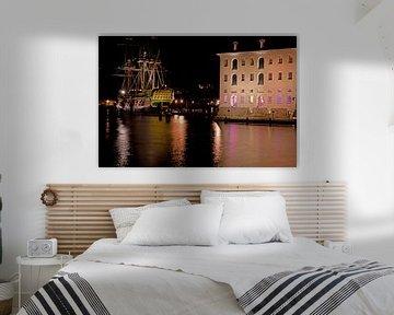 VOC Amsterdam en scheepvaartmuseum sur Remco Swiers