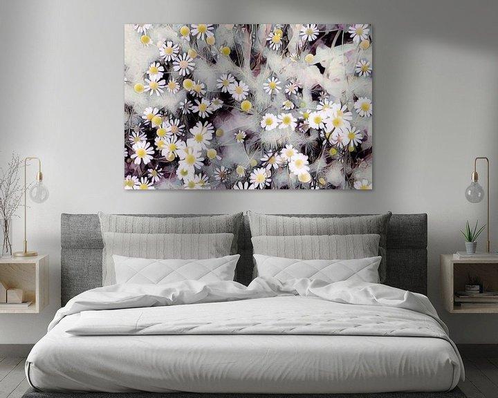 Beispiel: Blühende Kamille von Patricia Piotrak