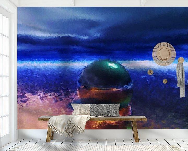 Beispiel fototapete: Alone von Dagmar Marina