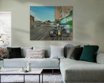 Monaco 2021 von Paul Smit