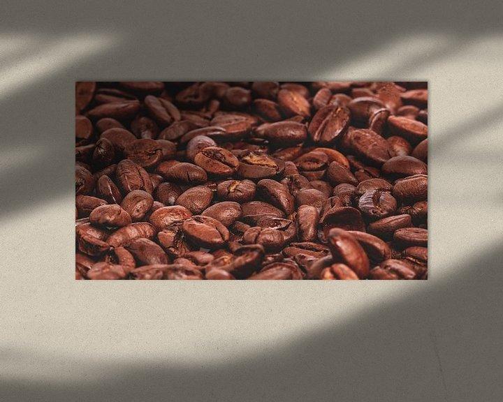Sfeerimpressie: Koffiebonen van Thomas Heitz