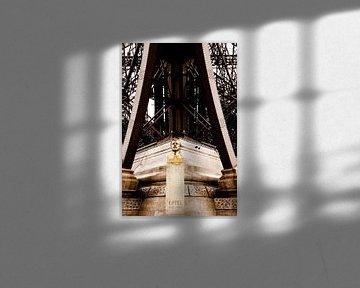 Standbeeld van Eiffel van Stefan Verheij