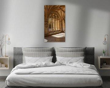 Mosteiro dos Jerónimos in Belém, Portugal von Jessica Lokker