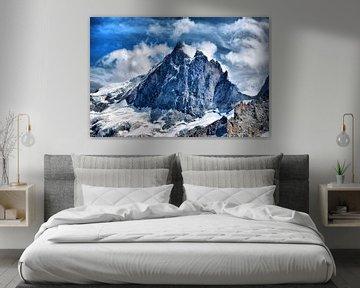 Blue Mountain sur Tineke Visscher