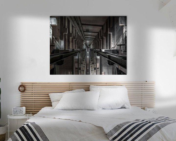 Beispiel: Fabrikhalle 2 von Olivier Photography