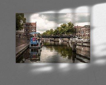Gorinchem Centrum met zijn oude historische haven