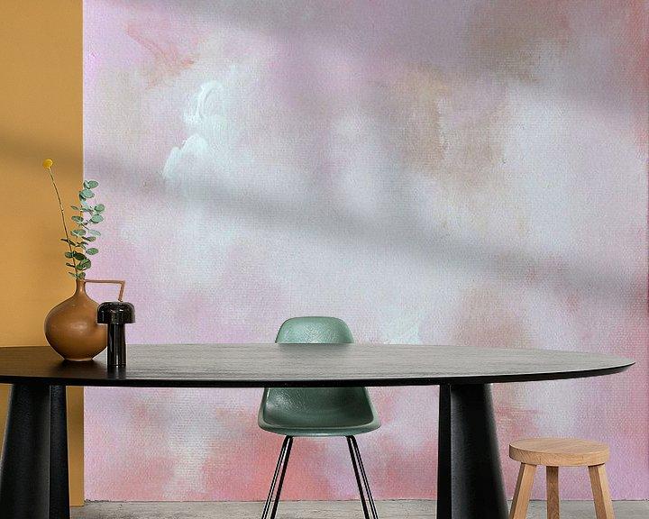 Beispiel fototapete: Pink Seascape von Maria Kitano