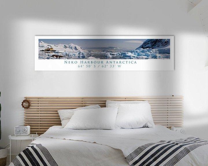 Sfeerimpressie: Antarctic Panorama van Roelie Turkstra