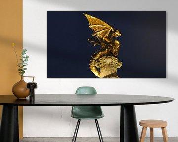 Dragon d'or, Den Bosch, Pays-Bas sur themovingcloudsphotography