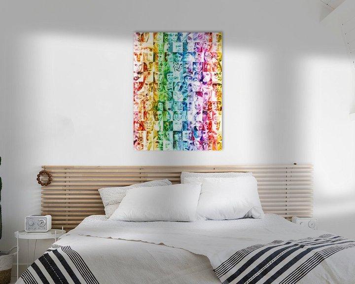 Beispiel: Regenbogen von ART Eva Maria