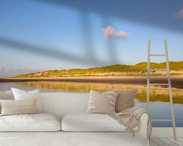 Impression: Miroir de plage dune row Vlieland II sur Gerard Koster Joenje (Vlieland, Amsterdam & Lelystad in beeld)
