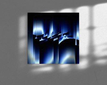 Pinselstriche LXXII von Maurice Dawson