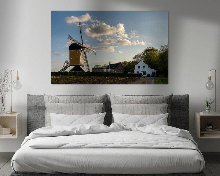 Sfeerimpressie: Sint Hubertus Mill (2017) van Ronald Smeets Photography