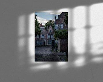De Spanjaardstraat in Middelburg van Manuuu S