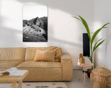 Machu Picchu Pérou sur Suzanne Spijkers