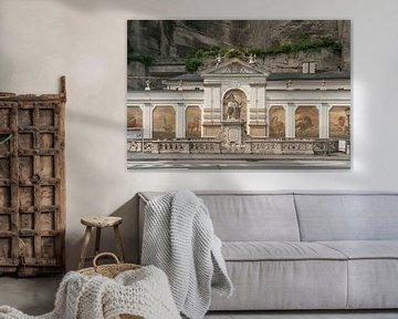 Marstall overvloed in Salzburg van Peter Schickert