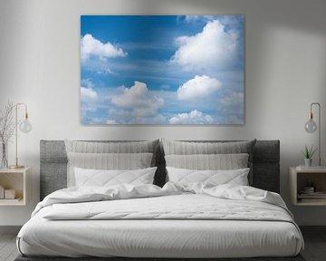 Wolken van Anita Visschers