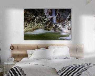 Heckenbach Wasserfall von Andreas Müller