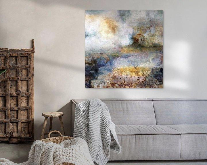 Sfeerimpressie: Abstract Landscape van Jacky