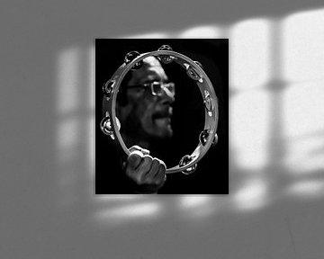 Percusionist von Marcel Kelfkens