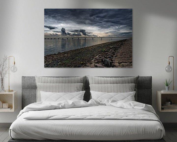 Impression: Zeelandbrug sur Jan Jongejan