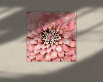 Dahlia abstract van Bright Designs