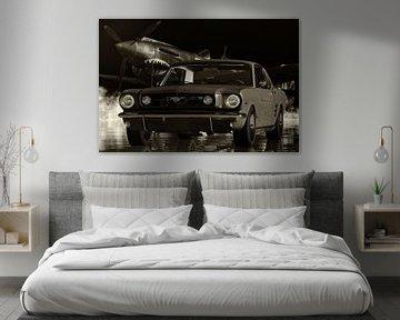 Ford Mustang GT von Jan Keteleer