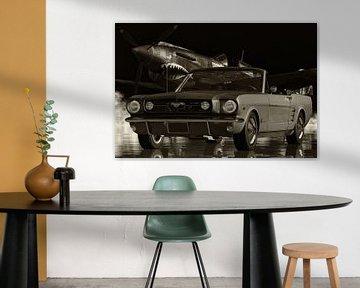 Ford Mustang eine gute Wahl für Auto-Enthusiasten von Jan Keteleer