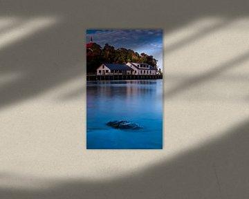 Oban   Stewart Island in Nieuw Zeeland van Ricardo Bouman