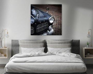 Zwarte Volvo Amazone van Jeroen