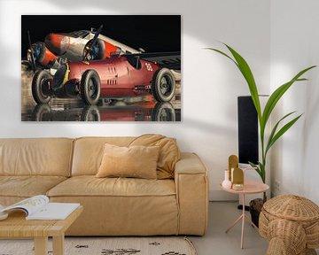 Alfa Romeo 8C La légende sur Jan Keteleer