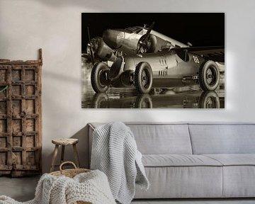 Alfa Romeo 8C de 1935 Une voiture de sport italienne sur Jan Keteleer