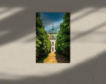 Das Fasanenschlösschen in Moritzburg bei Dresden von Ullrich Gnoth
