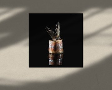 Nederlandse nieuwe haring, Dutch fresh herring 3 van Corrine Ponsen