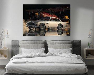 Aston Martin DB5 - Die Legende geht weiter
